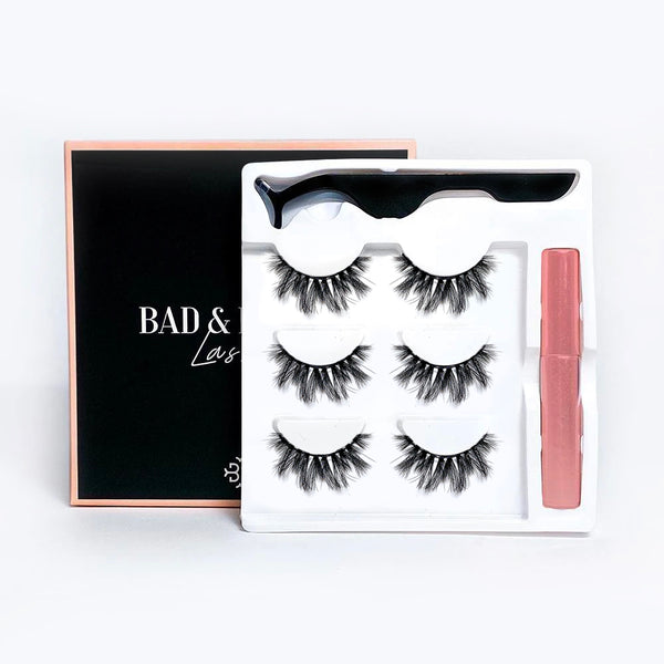 Milli Magnetic Eyelash Kit