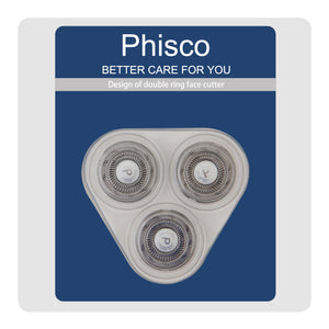 Phisco RMS8108/RMS8112 shaver Blades