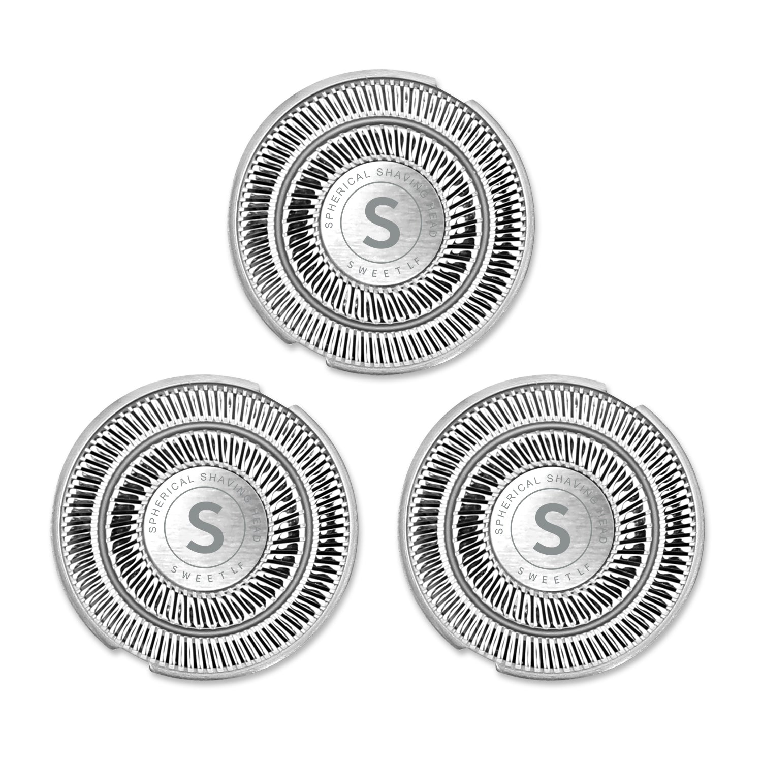 SweetLF SWS7105 shaver Blades