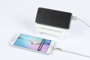 SweetLF Magnetic USB Cable High Speed Sync and Quick Charging Core with LED Status Display for Micro USB Devices