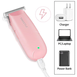 SweetLF Mini Portable Electric Baby Hair Trimmer