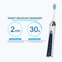 Load image into Gallery viewer, SweetLF Floss Action Rechargeable Electric Toothbrush