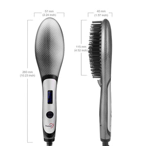 SweetLF Electric Straightener Comb