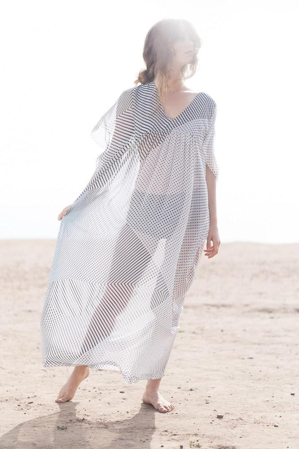 Palm Spring Kaftan Long