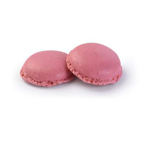 Macarons fucsia pronto all'uso Modecor 2pz (4 gusci)