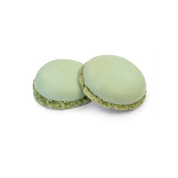Macarons verde pronto all'uso Modecor 2pz (4 gusci)