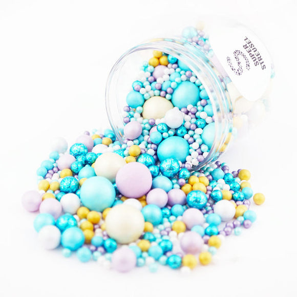 Sprinkles Mix Ocean Bubbles Super Streusel 190gr