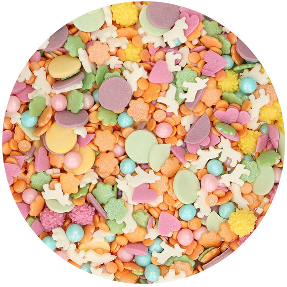 Sprinkles mix unicorno Funcakes 30g