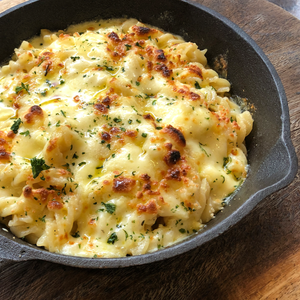 ULTIMATE CHEESY PASTA