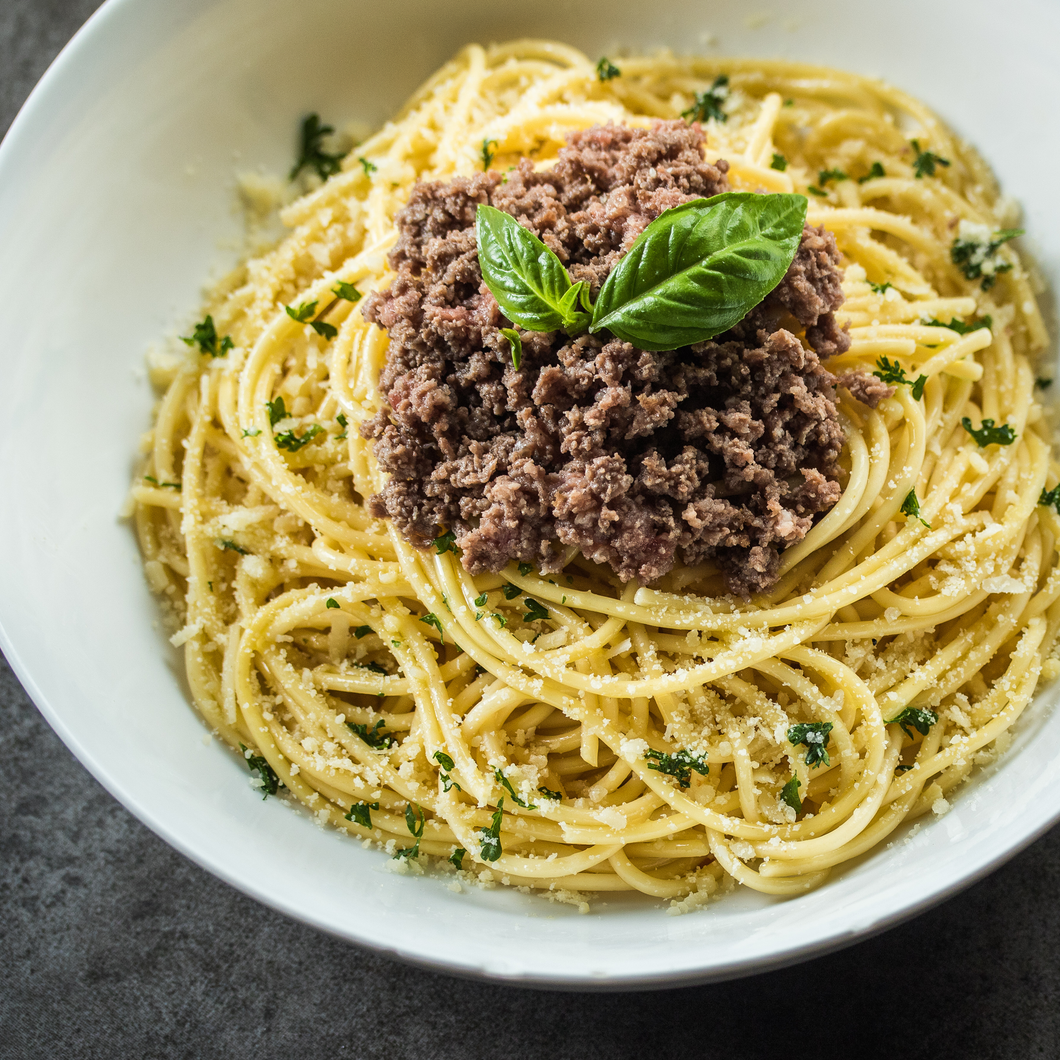 WAGYU PASTA (OLIVE OIL BASE)