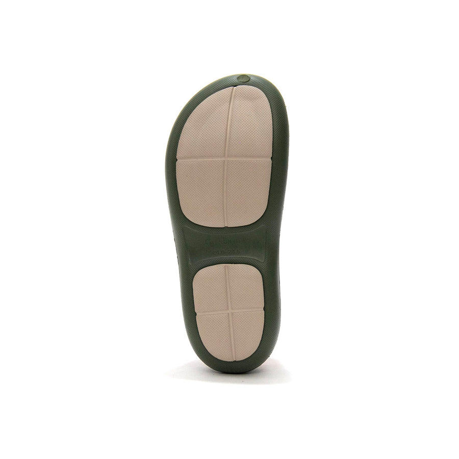 bi×sole ASOBI [CLOSED SOLE] Khaki