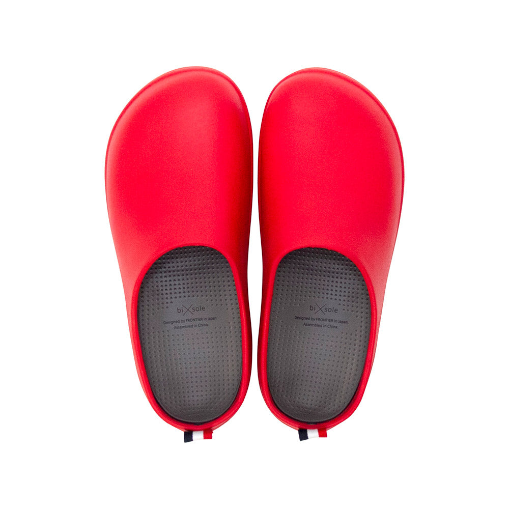 bi×sole ASOBI [CLOSED SOLE] Red