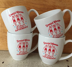 Elect to Make a Difference Mugs