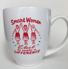 Elect to Make A Difference Mug