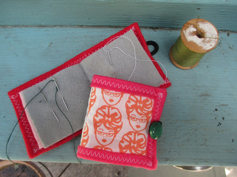 NEW!  Mend Their Ways Needle Case