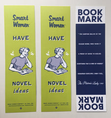 Have Novel Ideas Bookmarks