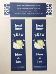 Read Between the Lines Bookmarks
