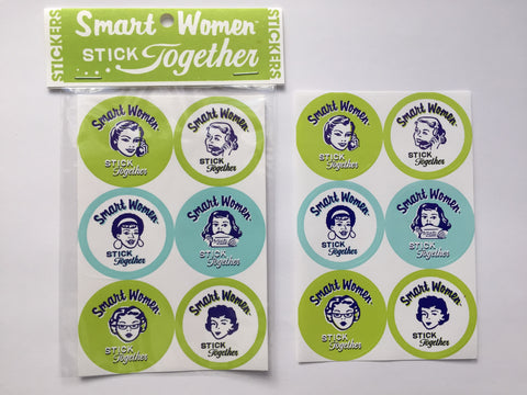 Stick Together Stickers