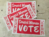 VOTE Bumper Stickers