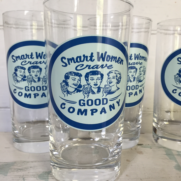 Crave Good Company Glasses Gift Set