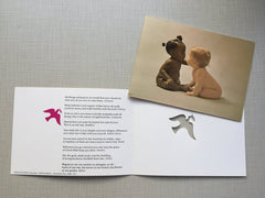 'Peace on Earth Babies' Card Set