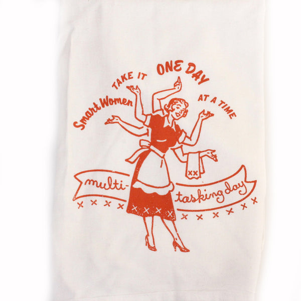 Multi Tasking Day Dish Towel
