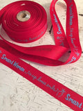 NEW! (sort of) Tie Up Loose Ends Ribbon