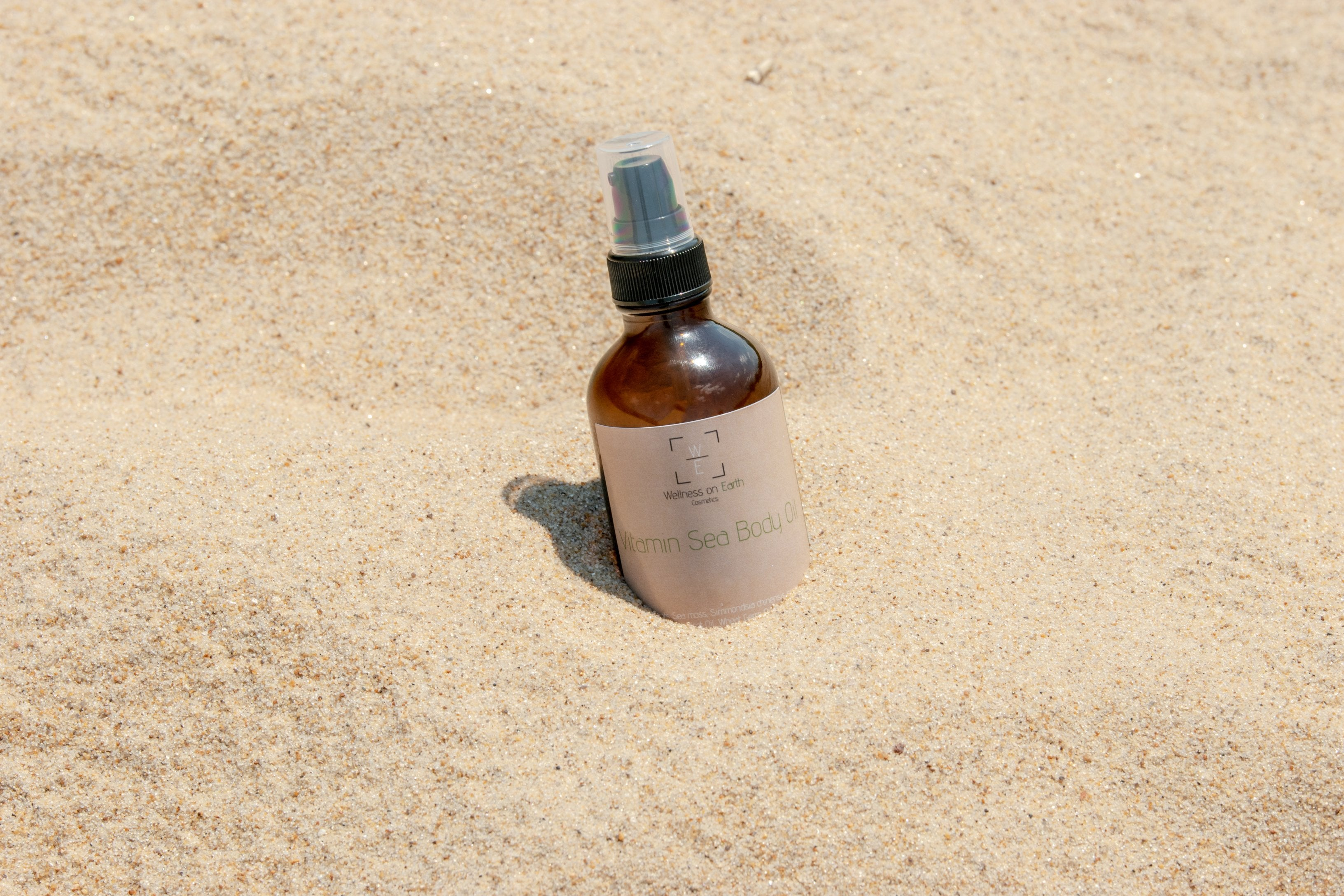 Vitamin Sea Body Oil