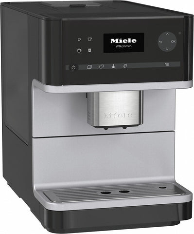 Miele CM6110 Coffee System - Black or White