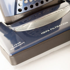 Bank President Vacuum Cleaner Close-Up
