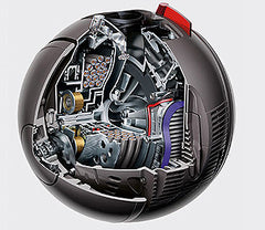 Dyson Cinetic Animal Motor Cutaway