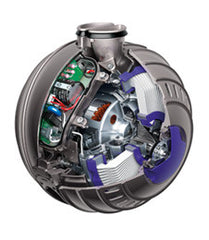 Ball Technology Cutaway View
