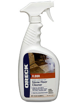 Oreck 34012 Stone Clear Bottom Stone Floor Cleaner