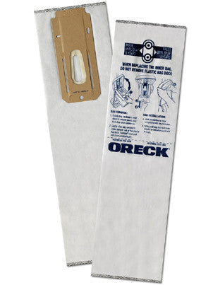 Oreck CCPK8OH HEPA Odor Fighting Vacuum Cleaner Bags