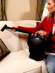 Oreck Ultimate Handheld Upholstery Cleaning