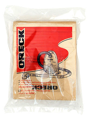 Oreck PK12MC1000 Quest Canister Vacuum Cleaner Bags