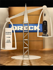 Oreck Graphite Lighter Than Typical Vacuum Cleaners
