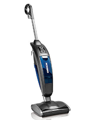 oreck steam mop oreck vcsteam versavac bagless vacuum and steam mop tops 31395