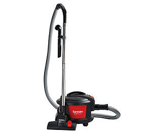 Sanitaire SC3700A QuietClean 3.88Q Detail Canister Cleaner Vacuum
