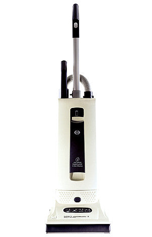 SEBO Automatic X4 White Vacuum Cleaner