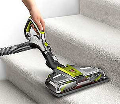 Hoover Air Pro Bagless Canister Stairs