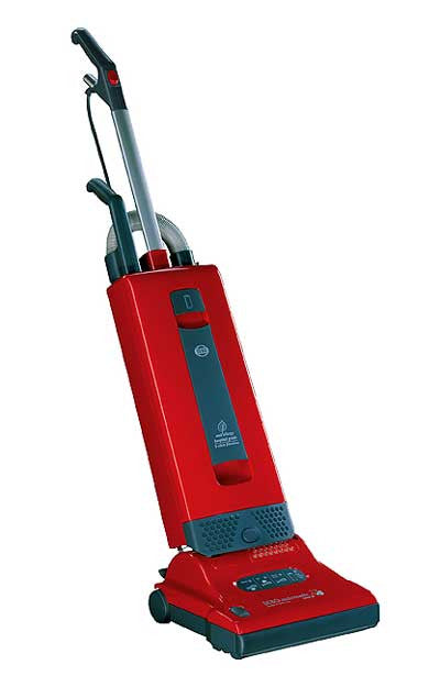 SEBO Automatic X4 Vacuum Cleaner (Red)