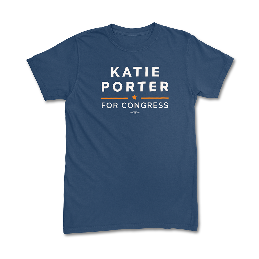 Katie Porter for Congress Unisex T-Shirt