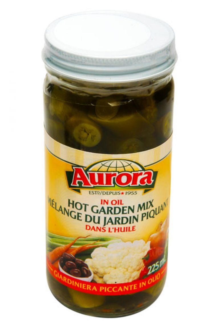 AURORA GIARDINIERA HOT 225ML