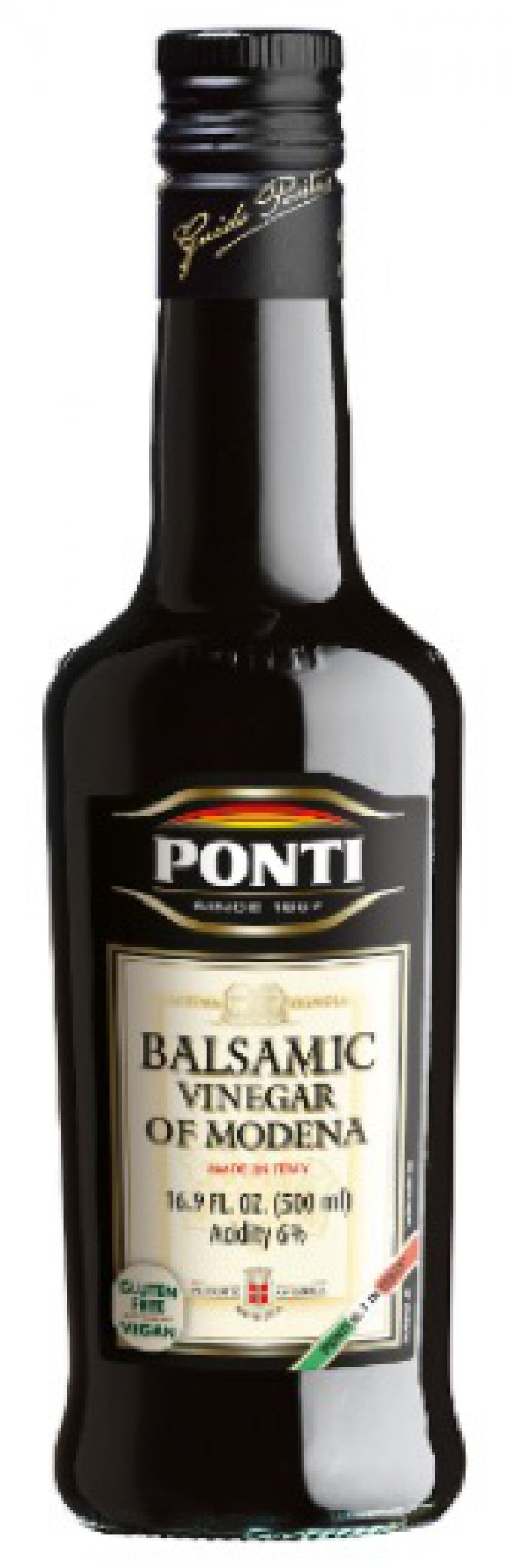 PONTI BALSAMIC VINEGAR IGP 500ML