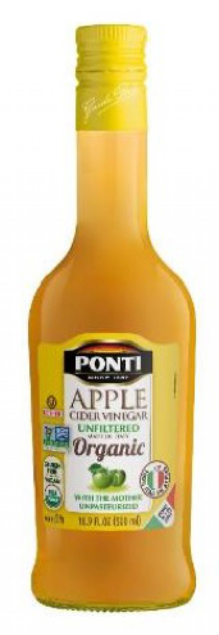 PONTI UNFLTED APPLE CIDER 500 ML