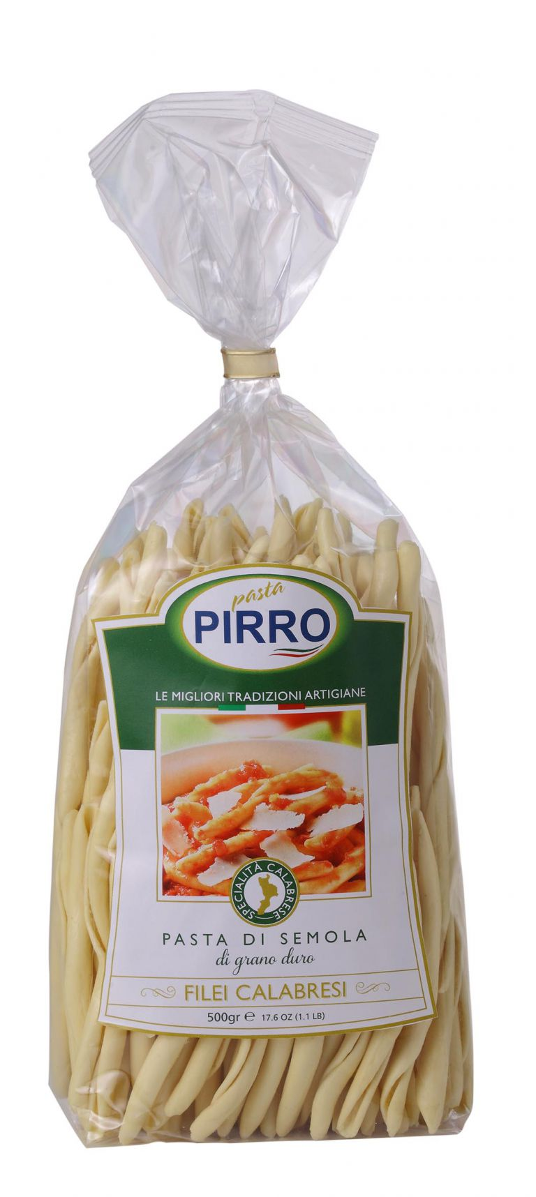 PIRRO FILEI CALABRESE 500GR