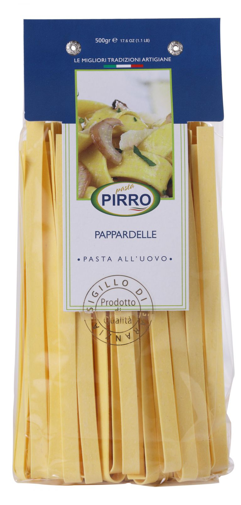 PIRRO PAPPARDELLE UOVO 500GR