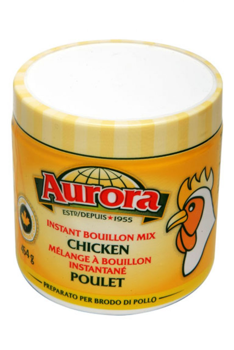 AURORA BOUILLON CHICKEN MIX 454GR