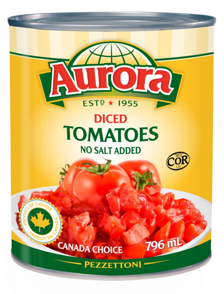 AURORA TOMATOES DICE CDN NS 796ML